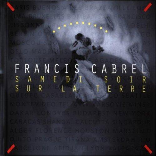 Bild 1: Francis Cabrel, Samedi soir sur la terre (1994, book-cover)