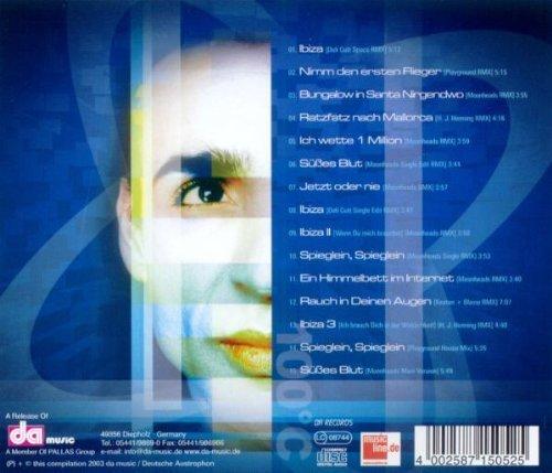 Bild 2: Ibo, 100°C Rmx-Album (2003)