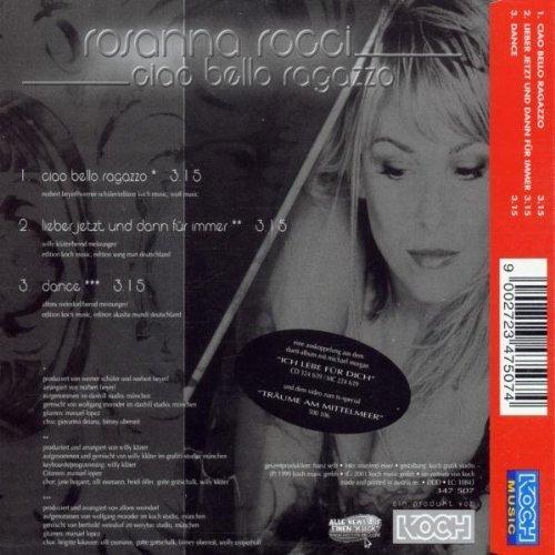Bild 2: Rosanna Rocci, Ciao bello ragazzo (1999/2001)