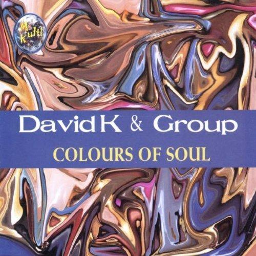 Bild 1: David K., Colours of soul (2 tracks, 2002, & Group)