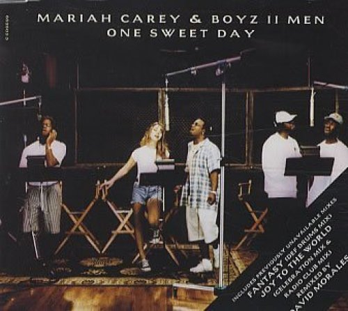 Bild 1: Mariah Carey, One sweet day (#6626035; & Boyz II Men)