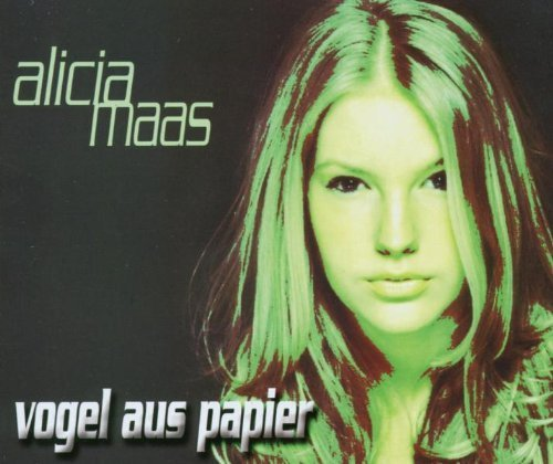 Bild 1: Alicia Maas, Vogel aus Papier (2003)