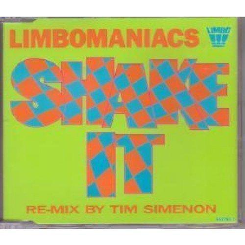Bild 1: Limbomaniacs, Shake it (remixed; 6 versions, 1992)