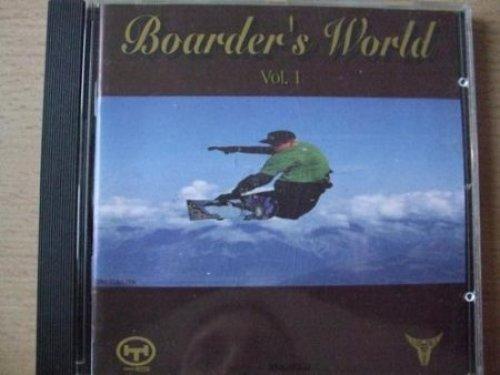 Bild 1: Boarders World 1 (1995), Dog Eat Dog, Such a Surge, Lost Souls, Crawley, Megavier..
