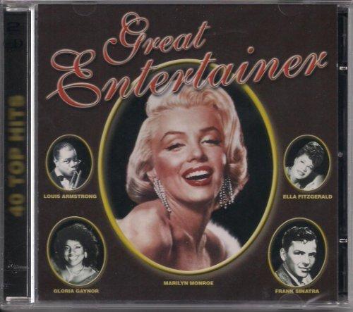 Bild 1: Great Entertainer, Gene Kelly, Frank Sinatra, B. J. Thomas, Marilyn Monroe, Perry Como, Frankie Laine, Pat Boone..