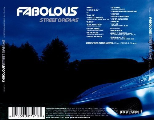 Bild 2: Fabolous, Street dreams (2003, US)