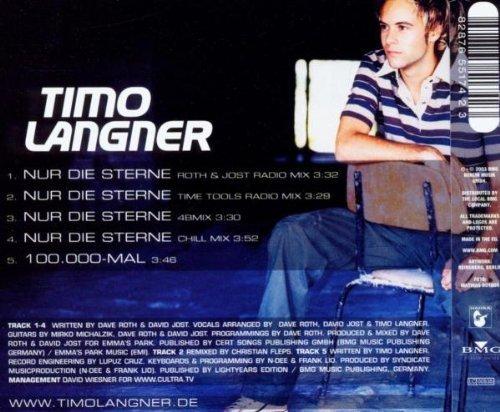 Bild 2: Timo Langner, Nur die Sterne (2003)