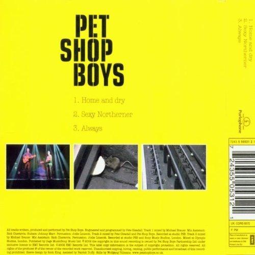 Bild 2: Pet Shop Boys, Home and dry (2002, CD1)