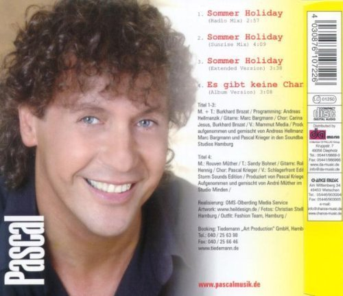 Bild 2: Pascal, Sommer Holiday (2003)