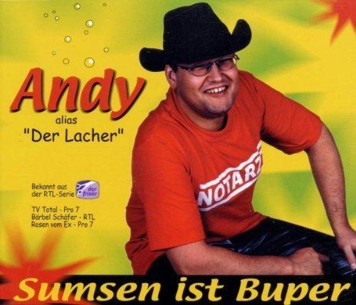 Bild 1: Andy, Sumsen ist Buper (2001; 2 tracks)