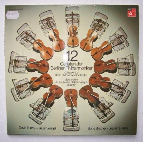 Bild 1: 12 Cellisten der Berliner Philharmoniker, David Funck: Suite D-dur.....