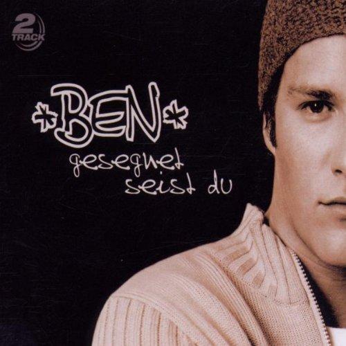 Bild 1: Ben, Gesegnet seist du (2002; 2 tracks)