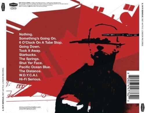 Bild 2: A, Hi-fi serious (2002)