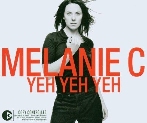 Bild 1: Melanie C, Yeh yeh yeh (2003)