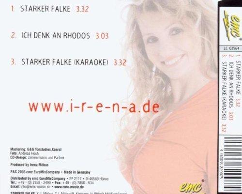Bild 2: Irena, Starker Falke (2003)