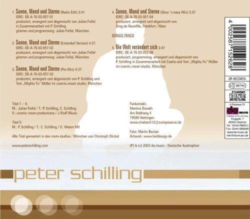 Bild 2: Peter Schilling, Sonne, Mond und Sterne (2003)