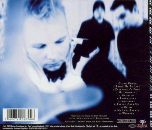 Bild 2: Evanescence, Fallen (2003)