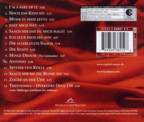 Bild 2: Höhner, Classic andante (2003)