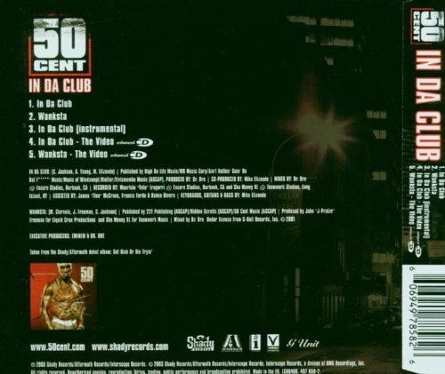 Bild 2: 50 Cent, In da club (2003)