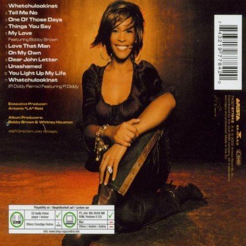 Bild 2: Whitney Houston, Just Whitney.. (2002)