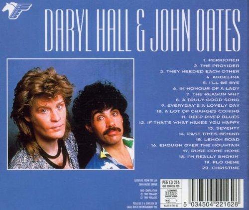 Bild 2: Daryl Hall & John Oates, Same (compilation, 20 tracks, #pegcd216)