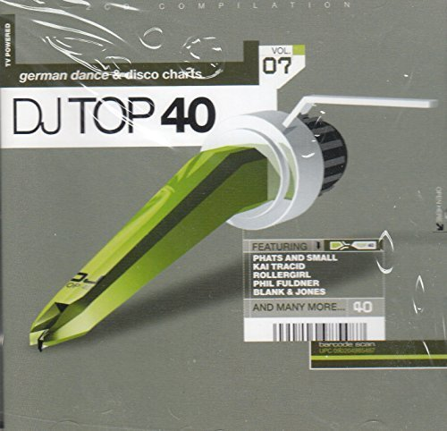 Bild 1: DJ Top 40 Vol. 07 (2001), Dance Nation, Sylver, Perpetuous Dreamer, Safri Duo, Fragma, Atb, Phil Fuldner..