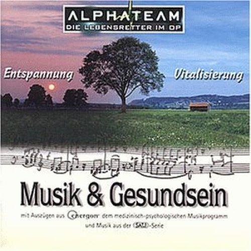 Bild 1: Alphateam-Die Lebensreter im OP (SAT.1), Musik & Gesundsein (1998, Auszüge u.a.)