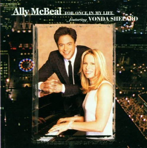 Bild 1: Ally McBeal-For Once in My Life (2001), Vonda Shepard, Robert Downey jr. & Sting, Al Green, Tina Turner, Tom Jones..