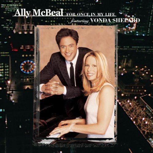 Bild 3: Ally McBeal-For Once in My Life (2001), Vonda Shepard, Robert Downey jr. & Sting, Al Green, Tina Turner, Tom Jones..