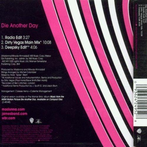 Bild 2: Madonna, Die another day (2002, #2424952)