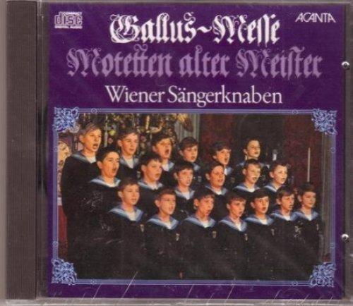 Bild 1: Wiener Sängerknaben, Gallus-Messe-Motetten alter Meister