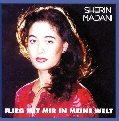 Bild 1: Shirin Madani, Flieg mit mir in meine Welt (incl. Karaoke, 2001)