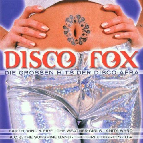 Bild 1: Disco-Fox-Die grossen Hits der Disco-Aera (Sony), Weather Girls, Three Degrees, Delegation, ELO, Mike Oldfield, Limahl, Goombay Dance Band..