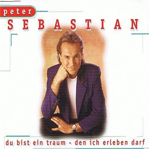 Bild 1: Peter Sebastian, Du bist wie ein Traum-den ich erleben darf/Kann Schweigen eine Botschaft sein? (1997)