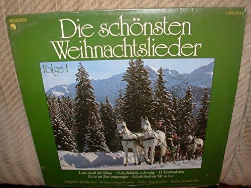 Bild 1: Die schönsten Weihnachtslieder, 2:Bielefelder Kinderchor, Wiener Sängerknaben, Tölzer Knabenchor, Kölner Kinderchor