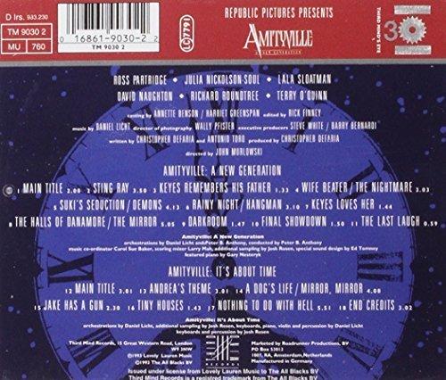 Bild 2: Amityville-A new Generation/It's about Time (1993), Daniel Licht
