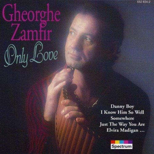 Bild 1: Gheorghe Zamfir, Only love (compilation, 14 tracks)