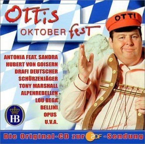Bild 1: Ottis Oktoberfest (ZDF, 2002), Lou Bega, Bellini, Hermes House Band, Opus, Fancy..