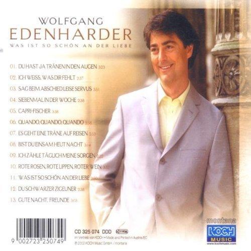 Bild 2: Wolfgang Edenharder, Was ist so schön an der Liebe (2002)