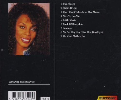 Bild 2: Donna Summer, Fun street (9 tracks)