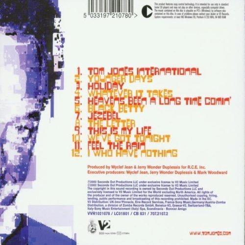 Bild 2: Tom Jones, Mr. Jones (2002)