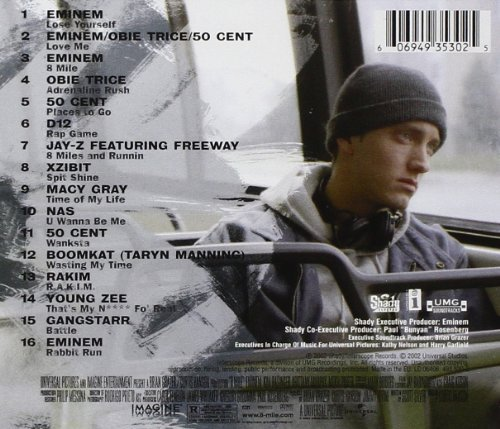 Bild 2: 8 Mile (2002), Eminem, Obie Trice, 50 Cent..