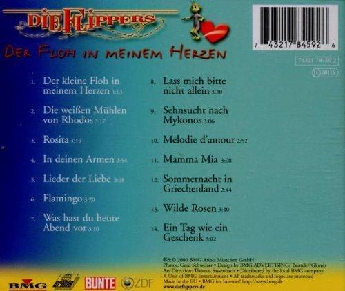 Bild 2: Flippers, Der Floh in meinem Herzen (2000)