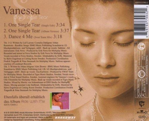 Bild 2: Vanessa S., One single tear (2003, #6579932)