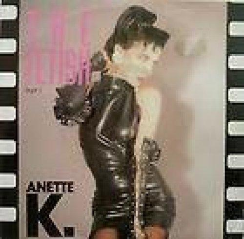 Bild 1: Anette K., Fetish-Part 1 (1991)