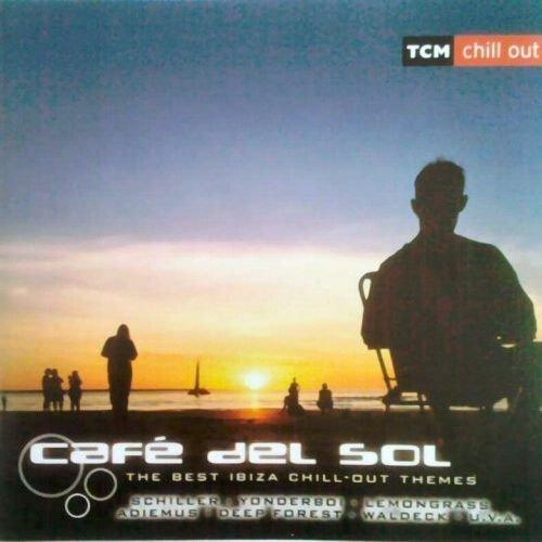 Bild 1: Café del Sol-The best Ibiza Chill-Out Themes (2002), Schiller, Yonderboi, Smoke City, Millenia Nova, Lemongrass, Waldeck..