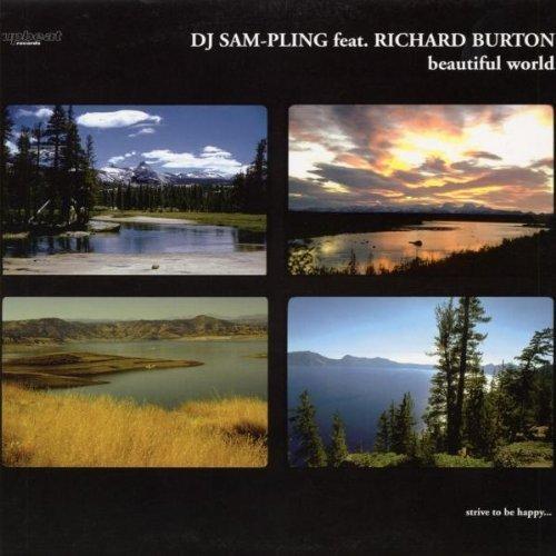 Bild 1: DJ Sam-Pling, Beautiful world (2002, feat. Richard Burton)