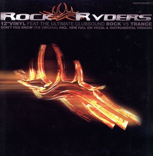 Bild 1: Rock Ryders, Don't you know (Full on Vocal/Orig./Instr., 2003)