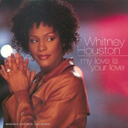 Image 1: Whitney Houston, My love is your love (1999; 2 versions, cardsleeve)