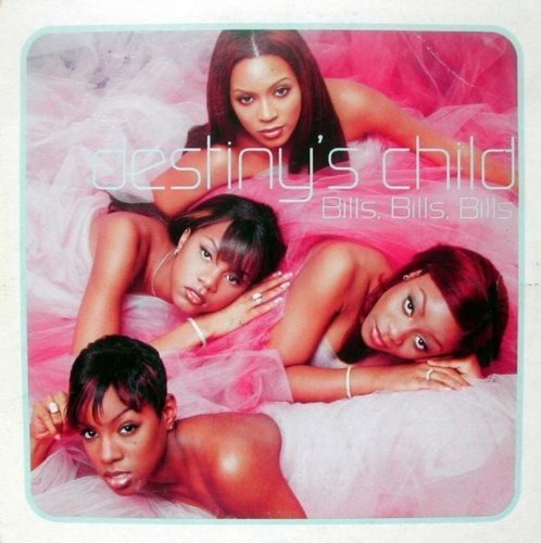 Bild 1: Destiny's Child, Bills, bills, bills (1999; 2 tracks, cardsleeve)